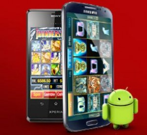 Android Casino spelen