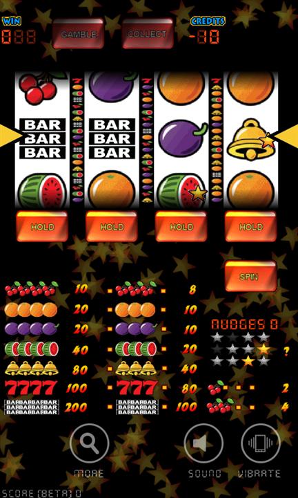 App per slot machine